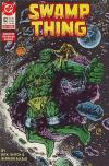 Swamp Thing #62 comic books for sale