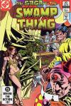 Swamp Thing #7 comic books - cover scans photos Swamp Thing #7 comic books - covers, picture gallery
