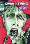 Swamp Thing #81 comic books - cover scans photos Swamp Thing #81 comic books - covers, picture gallery