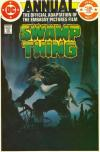 Swamp Thing #1 comic books for sale