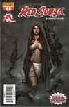 Sword of Red Sonja: Doom of the Gods #1 comic books - cover scans photos Sword of Red Sonja: Doom of the Gods #1 comic books - covers, picture gallery