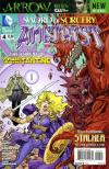 Sword of Sorcery #4 Comic Books - Covers, Scans, Photos  in Sword of Sorcery Comic Books - Covers, Scans, Gallery