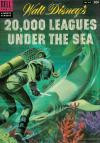 20;000 Leagues Under the Sea #1 comic books - cover scans photos 20;000 Leagues Under the Sea #1 comic books - covers, picture gallery
