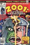 2001: A Space Odyssey #2 comic books - cover scans photos 2001: A Space Odyssey #2 comic books - covers, picture gallery