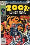 2001: A Space Odyssey #4 comic books - cover scans photos 2001: A Space Odyssey #4 comic books - covers, picture gallery