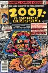 2001: A Space Odyssey #6 comic books - cover scans photos 2001: A Space Odyssey #6 comic books - covers, picture gallery