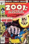 2001: A Space Odyssey #7 Comic Books - Covers, Scans, Photos  in 2001: A Space Odyssey Comic Books - Covers, Scans, Gallery