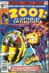 2001: A Space Odyssey #9 Comic Books - Covers, Scans, Photos  in 2001: A Space Odyssey Comic Books - Covers, Scans, Gallery