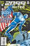 2099 Unlimited #7 Comic Books - Covers, Scans, Photos  in 2099 Unlimited Comic Books - Covers, Scans, Gallery