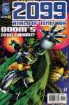 2099 World of Tomorrow #4 comic books - cover scans photos 2099 World of Tomorrow #4 comic books - covers, picture gallery