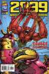 2099 World of Tomorrow #6 comic books - cover scans photos 2099 World of Tomorrow #6 comic books - covers, picture gallery