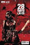 28 Days Later #4 comic books for sale
