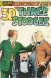 3-D Three Stooges #2 Comic Books - Covers, Scans, Photos  in 3-D Three Stooges Comic Books - Covers, Scans, Gallery
