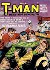 T-Man #4 Comic Books - Covers, Scans, Photos  in T-Man Comic Books - Covers, Scans, Gallery