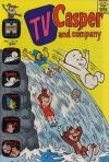 TV Casper & Company #16 Comic Books - Covers, Scans, Photos  in TV Casper & Company Comic Books - Covers, Scans, Gallery