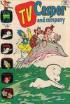 TV Casper & Company #19 Comic Books - Covers, Scans, Photos  in TV Casper & Company Comic Books - Covers, Scans, Gallery
