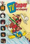 TV Casper & Company #3 Comic Books - Covers, Scans, Photos  in TV Casper & Company Comic Books - Covers, Scans, Gallery