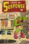 Tales of Suspense #37 Comic Books - Covers, Scans, Photos  in Tales of Suspense Comic Books - Covers, Scans, Gallery