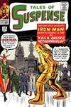 Tales of Suspense #43 comic books - cover scans photos Tales of Suspense #43 comic books - covers, picture gallery