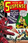Tales of Suspense #46 Comic Books - Covers, Scans, Photos  in Tales of Suspense Comic Books - Covers, Scans, Gallery