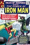 Tales of Suspense #54 Comic Books - Covers, Scans, Photos  in Tales of Suspense Comic Books - Covers, Scans, Gallery