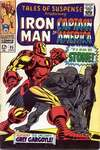 Tales of Suspense #95 Comic Books - Covers, Scans, Photos  in Tales of Suspense Comic Books - Covers, Scans, Gallery