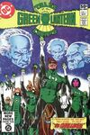 Tales of the Green Lantern Corps comic books