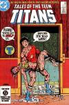 Tales of the Teen Titans #45 comic books - cover scans photos Tales of the Teen Titans #45 comic books - covers, picture gallery