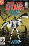 Tales of the Teen Titans #49 comic books - cover scans photos Tales of the Teen Titans #49 comic books - covers, picture gallery