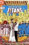 Tales of the Teen Titans #50 comic books - cover scans photos Tales of the Teen Titans #50 comic books - covers, picture gallery