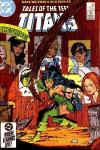 Tales of the Teen Titans #52 Comic Books - Covers, Scans, Photos  in Tales of the Teen Titans Comic Books - Covers, Scans, Gallery