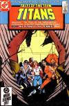 Tales of the Teen Titans #53 comic books - cover scans photos Tales of the Teen Titans #53 comic books - covers, picture gallery