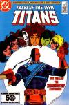 Tales of the Teen Titans #54 comic books - cover scans photos Tales of the Teen Titans #54 comic books - covers, picture gallery