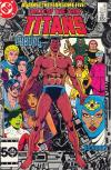 Tales of the Teen Titans #57 comic books - cover scans photos Tales of the Teen Titans #57 comic books - covers, picture gallery