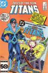 Tales of the Teen Titans #59 comic books - cover scans photos Tales of the Teen Titans #59 comic books - covers, picture gallery