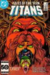 Tales of the Teen Titans #63 comic books - cover scans photos Tales of the Teen Titans #63 comic books - covers, picture gallery