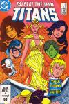 Tales of the Teen Titans #66 comic books - cover scans photos Tales of the Teen Titans #66 comic books - covers, picture gallery