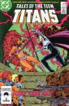 Tales of the Teen Titans #83 comic books for sale