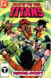 Tales of the Teen Titans #86 comic books - cover scans photos Tales of the Teen Titans #86 comic books - covers, picture gallery