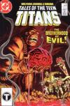 Tales of the Teen Titans #87 comic books - cover scans photos Tales of the Teen Titans #87 comic books - covers, picture gallery