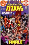 Tales of the Teen Titans #3 comic books - cover scans photos Tales of the Teen Titans #3 comic books - covers, picture gallery