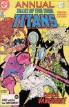 Tales of the Teen Titans #4 comic books - cover scans photos Tales of the Teen Titans #4 comic books - covers, picture gallery