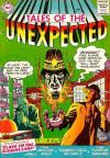 Tales of the Unexpected #10 Comic Books - Covers, Scans, Photos  in Tales of the Unexpected Comic Books - Covers, Scans, Gallery