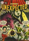 Tales of the Unexpected #17 Comic Books - Covers, Scans, Photos  in Tales of the Unexpected Comic Books - Covers, Scans, Gallery