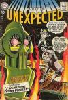 Tales of the Unexpected #27 comic books - cover scans photos Tales of the Unexpected #27 comic books - covers, picture gallery