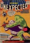 Tales of the Unexpected #40 comic books - cover scans photos Tales of the Unexpected #40 comic books - covers, picture gallery