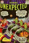Tales of the Unexpected #49 comic books - cover scans photos Tales of the Unexpected #49 comic books - covers, picture gallery
