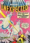 Tales of the Unexpected #55 comic books - cover scans photos Tales of the Unexpected #55 comic books - covers, picture gallery