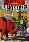 Tales of the Unexpected #58 comic books - cover scans photos Tales of the Unexpected #58 comic books - covers, picture gallery