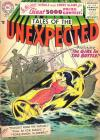 Tales of the Unexpected #6 Comic Books - Covers, Scans, Photos  in Tales of the Unexpected Comic Books - Covers, Scans, Gallery
